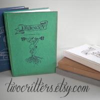 TwoCritters Handbound Books Shop