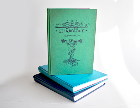 Herbology Notebook