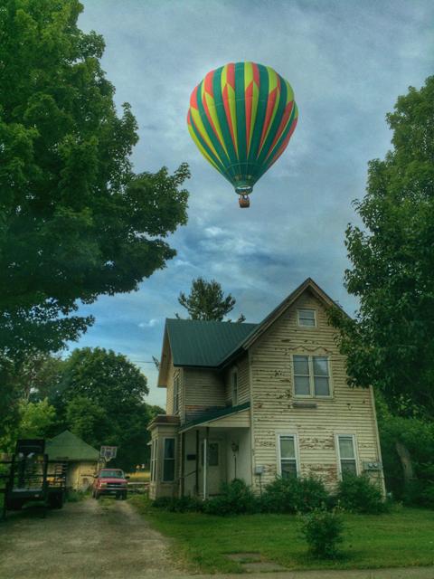 the great wellsville balloon rally